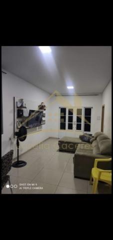 Casa com 2 quartos - Bairro Centro-Sul em Várzea Grande - Foto 2