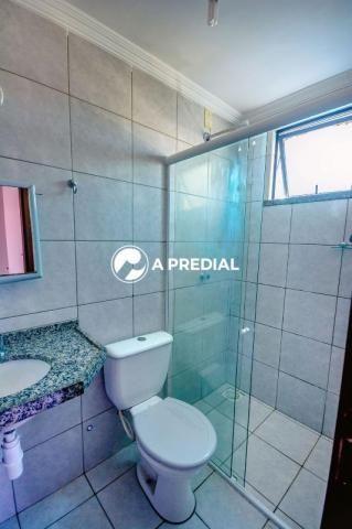 Apartamento para aluguel, 2 quartos, 1 suíte, 1 vaga, Maraponga - Fortaleza/CE - Foto 14