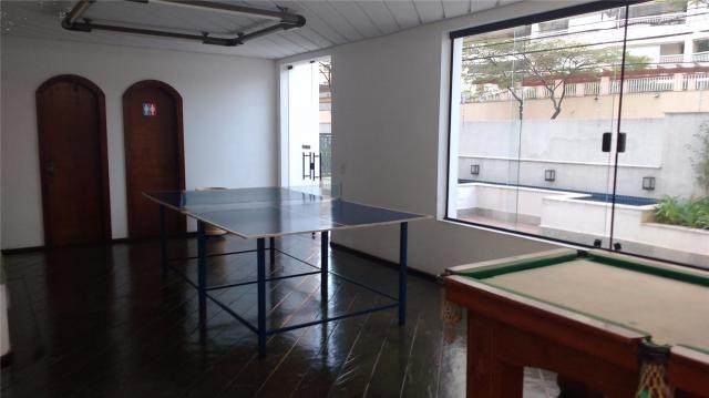 Apartamento para aluguel, 4 quartos, 3 suítes, 3 vagas, Chácara Inglesa - São Bernardo do  - Foto 16