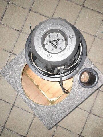 Sub de 12 1600w 2+2 ohms bobina dupla.  Nunca usado - Foto 5