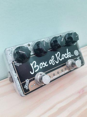 Z Vex Box of Rock Seminovo