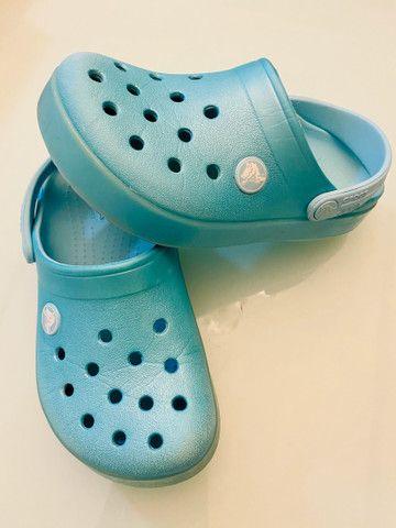 Crocs Infantil C11(29) - Foto 2