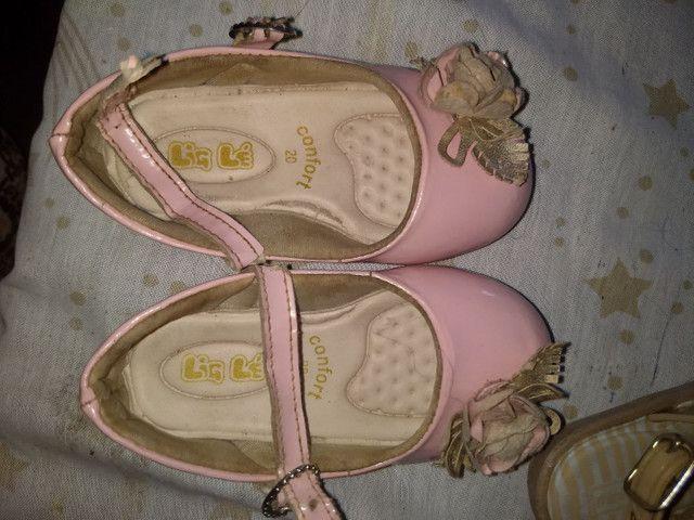 3 par de sapatos por R$10,00 - Foto 2