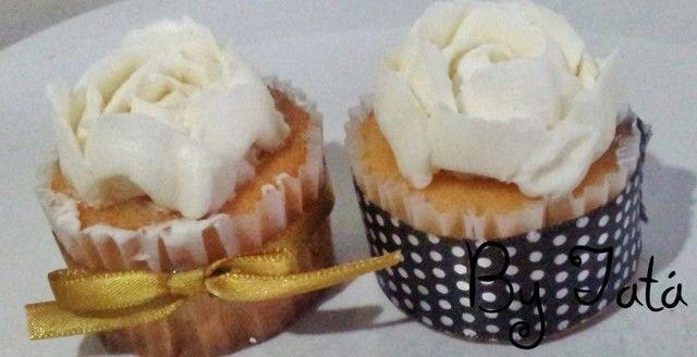 trufas e cup cakes - Foto 4
