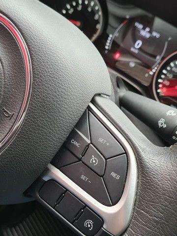 Jeep Compass 2017 2.0 Sport automático flex completo novissímo - Foto 12