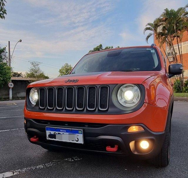 jeep renegade trailhawk 2.0 4x4 Turbo Diesel  - Foto 6
