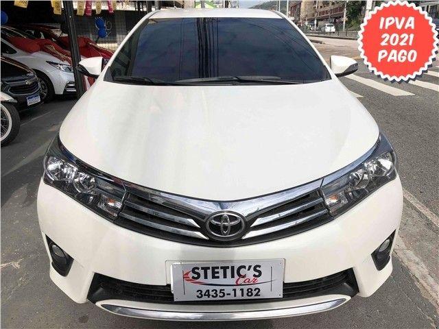 Toyota Corolla 2017 1.8 gli upper 16v flex 4p automático