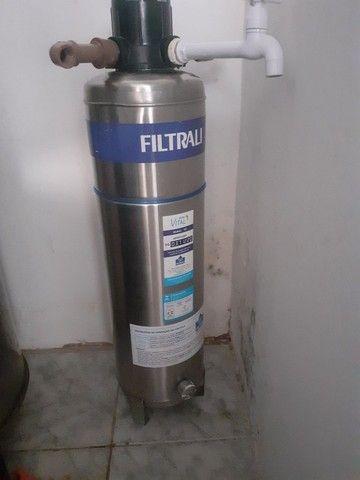 Filtro de água  para açaí