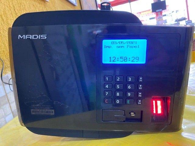 Relógio ponto digital Madis modelo EVO - Foto 2