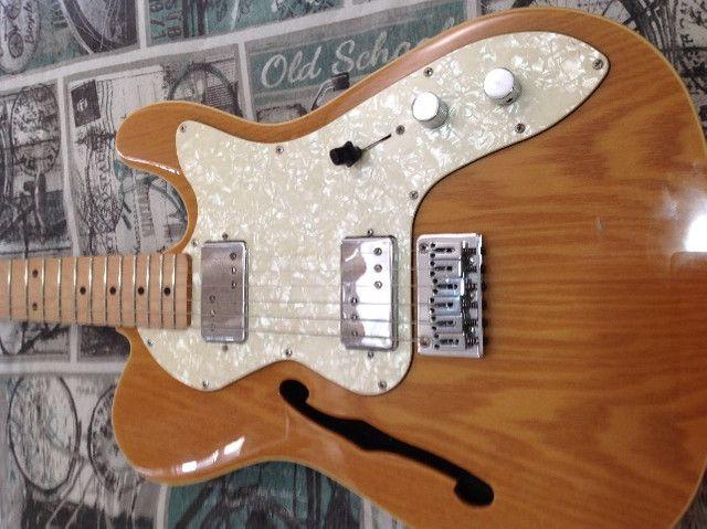 Guitarra thinline condor, semi acústica - Foto 2