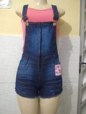 Roupa de adulto jeans. 3% de lycra - Foto 6