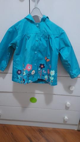 Jaqueta importada impermeável yimeiyibei cor verde