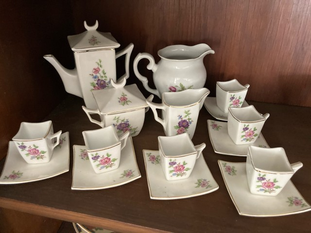 Porcelana condessa - cafezinho  - Foto 3