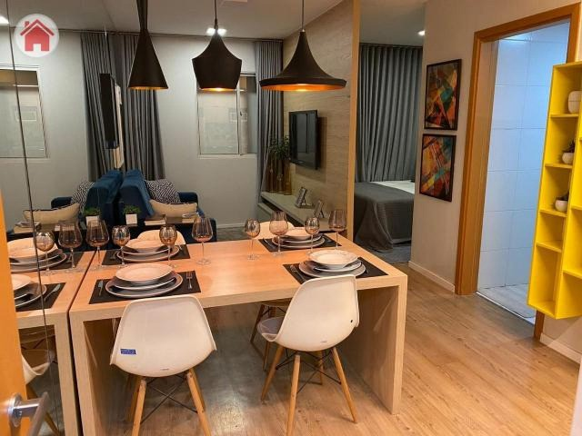 Apartamento em Samambaia de 1 quarto na melhor regiao - Foto 2