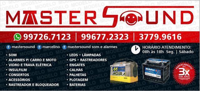 Bateria moura 40ah garantia 18meses a base de troca  - Foto 5