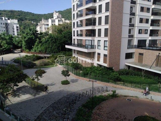(R.O)Lindo Apartamento mobiliado localizado no Córrego Grande em Florianópolis. - Foto 18