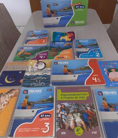 Livros sistema trilhas 4 Ano  - Foto 3