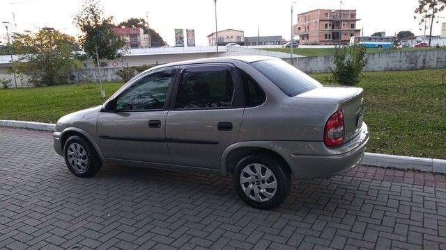 Chevrolet clássic (direção ar)