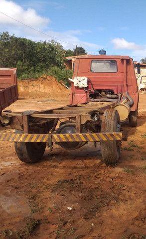 Vendo caminhão no Chassi Fiat 120 1980 - Foto 3