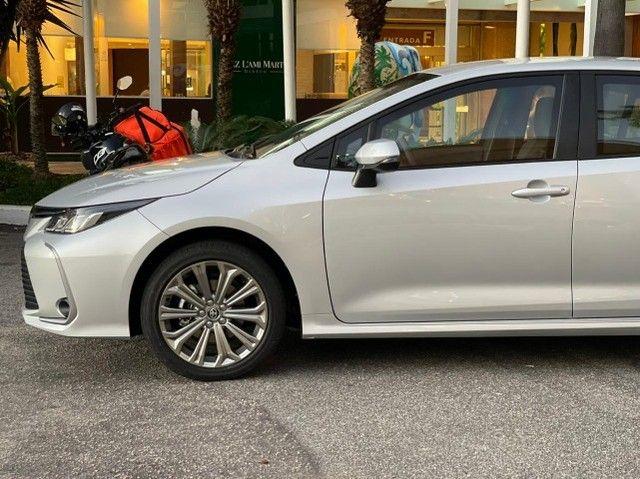 Toyota Corolla 2.0 XEI 2022 + Blindado - Foto 7