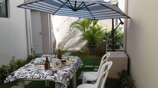 Belíssima casa muito bem mobiliada a beira mar em condomínio de luxo em Maria Farinha! - Foto 18