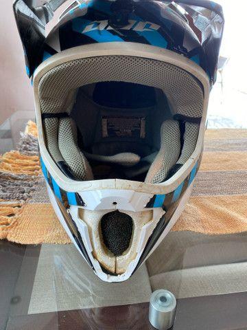 Capacete Motocross  - Foto 2