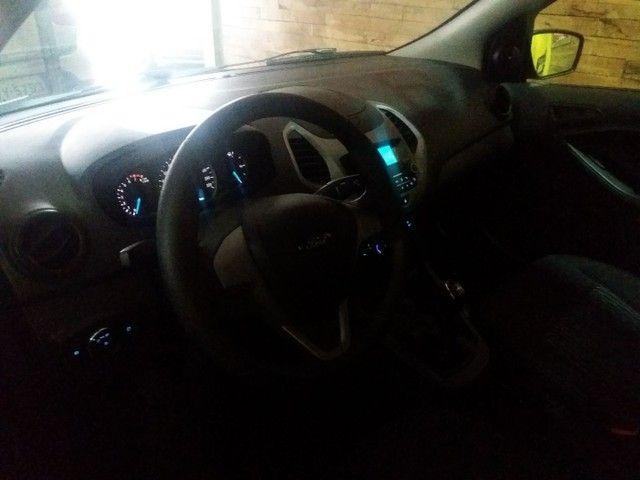Ford Ka sedan se 1.0, 2018, completo, Flex+ IPVA 2021, entrada + 48x 1046 - Foto 2