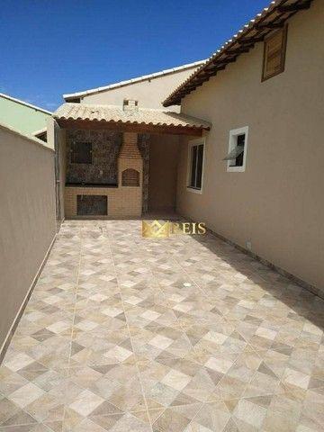 RI Casa Com 2 Dormitórios à Venda, 56 m² Por R$105.000 - Nova Califórnia - Cabo Frio/rj - Foto 10