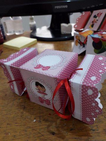 Caixinhas de papel  - Foto 3