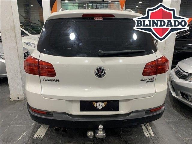 Volkswagen Tiguan 2013 2.0 tsi 16v turbo gasolina 4p tiptronic - Foto 3