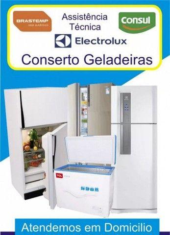 Conserto Geladeira, Freezer, Expositor, Câmara Fria