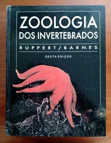 Zoologia dos Invertebrados - Ruppert & Barnes - 6ª edição.