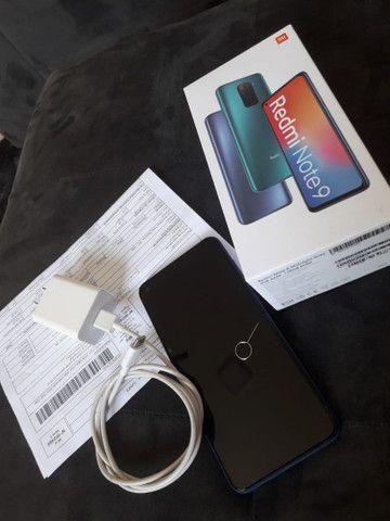 Xiaomi Redmi Note 9 128Gb com Nota Fiscal - Foto 4