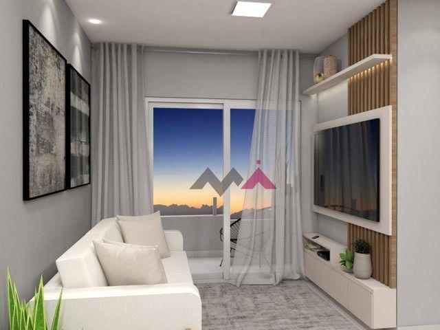 Apartamento com 2 dormitórios à venda, 60 m² por R$ 294.588,00 - Plano Diretor Sul - Palma - Foto 4
