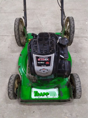 Cortador de grama Trapp RM-600G  - Foto 2