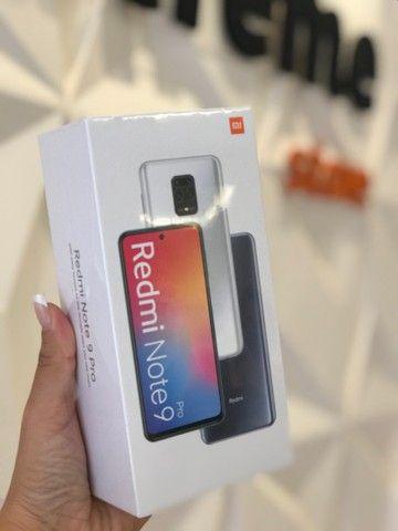 IMPERDÍVEL! Note 9 Pro 64GB/ 6GB RAM LACRADO! Versão Global! 12x153,34 no cartão! - Foto 2