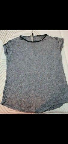 Vendo blusas a R$ 26,00 cada. - Foto 3