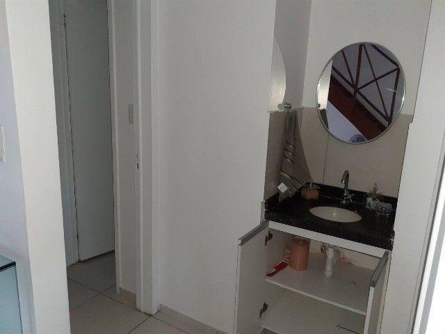 Belíssima casa muito bem mobiliada a beira mar em condomínio de luxo em Maria Farinha! - Foto 9