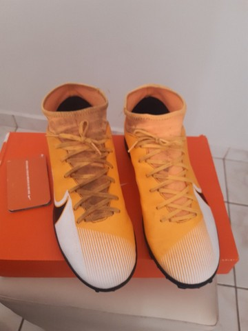 Vende-se Chuteira Superfly Nike - Foto 5