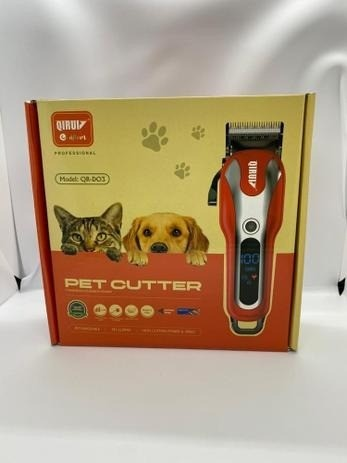 Maquina De Tosa Qirui Pet Cutter Turbo/ Bivolt