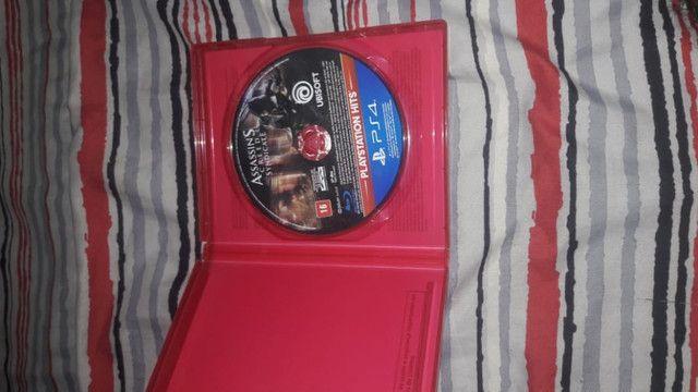 Jogos de PS4 - Foto 4