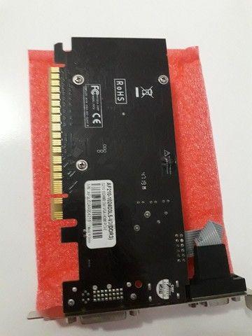 Placa de Video Geforce G210 1GB Dedicado DDR3 - Foto 2