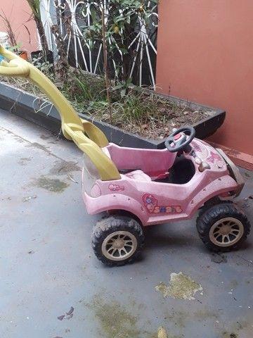 Carrinho de pedal - Foto 2