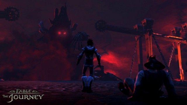 Fable The Journey - Jogo Original Xbox 360 - Usado - Foto 2