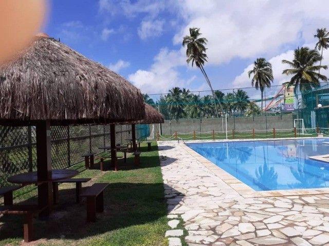 Belíssima casa muito bem mobiliada a beira mar em condomínio de luxo em Maria Farinha! - Foto 20