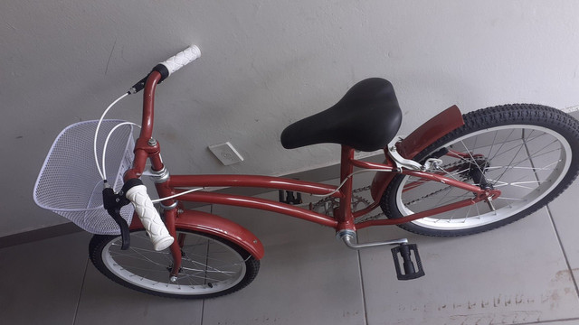 Bicicleta feminina aro 20 relíquia  - Foto 3