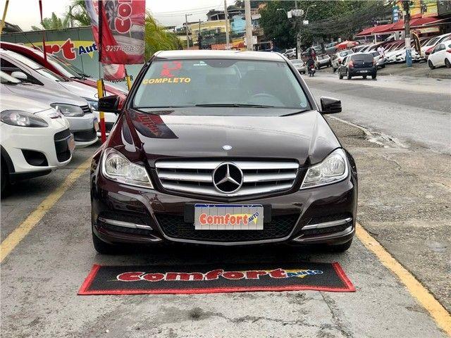 Mercedes-benz C 180 2012 1.6 cgi classic 16v turbo gasolina 4p automático