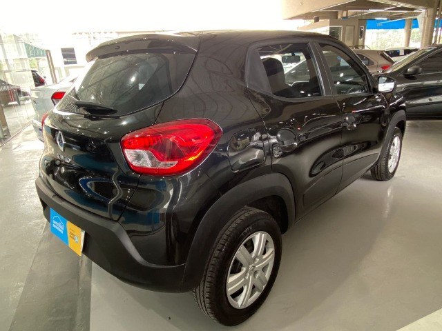 Renault Kwid 1.0 Zen 2021 -Único dono! Garantia de Fábrica! - Foto 6