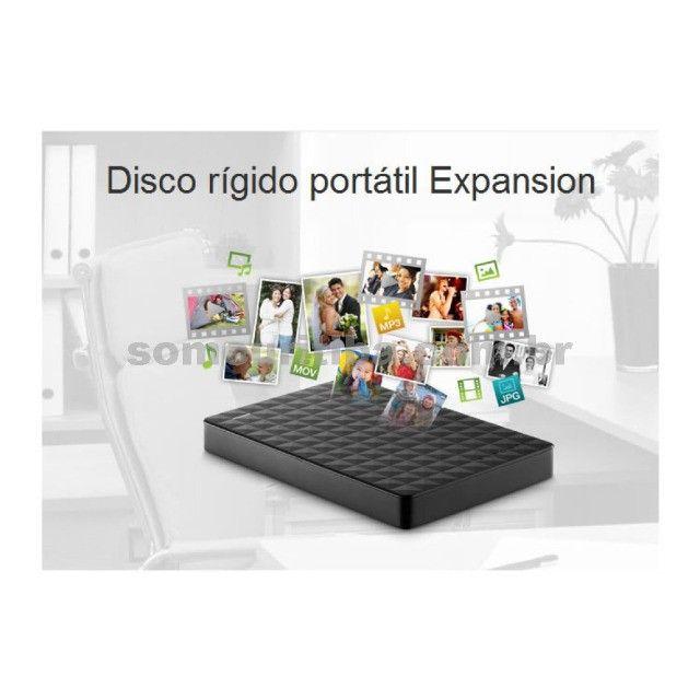 Seagate HD Externo Portatil SRD0NF1 1TB - Foto 2