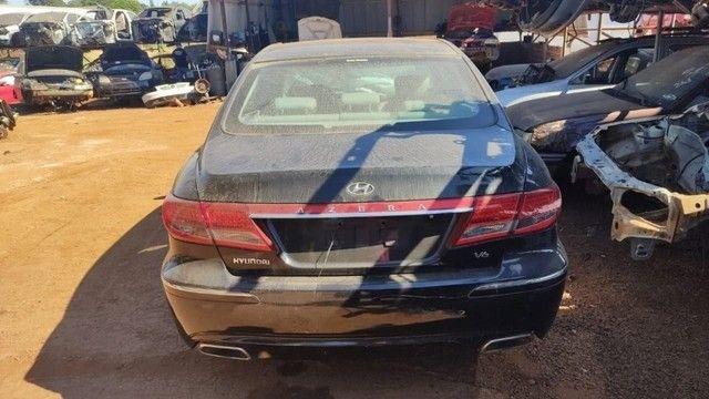 Azera V6 2011 Revisado Com Nota Fiscal Para Peças - Foto 19